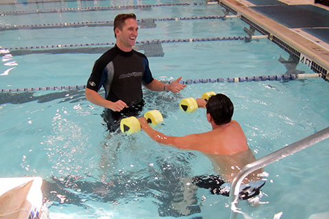 water fitness NJ