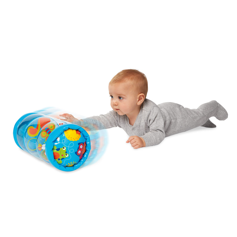 Kids Corner: The Importance of Tummy Time!